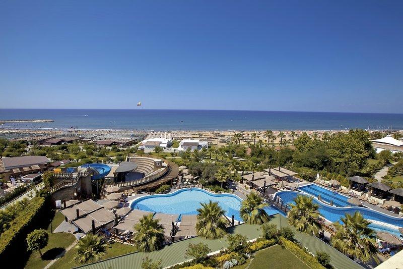 Adalya Resort Side Turkische Riviera Turkei Urlaub Hotel
